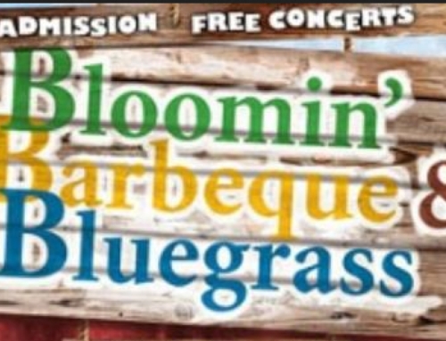 Bloomin' Barbecue and Bluegrass