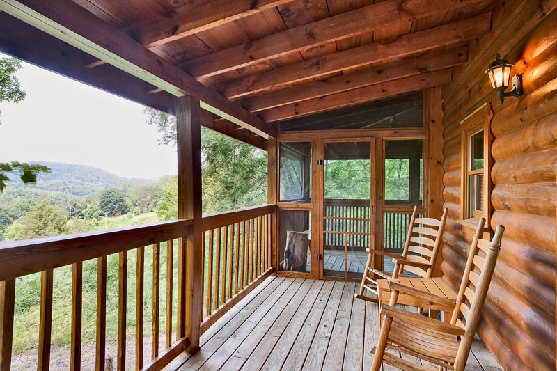 1 Bedrooms, Cabin, Vacation Rental, Gnatty Trails, 1.5 Bathrooms, Listing ID undefined, Sevierville, Tennessee, United States,
