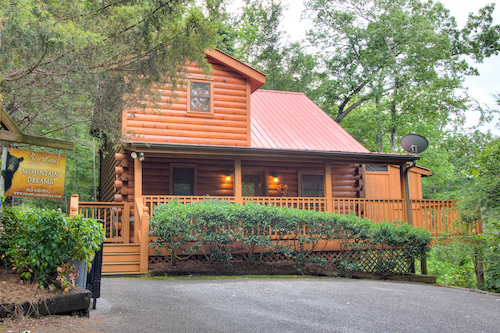 Gnatty branch village cabins - 3 bedroom cabins in gatlinburg tn cheap ...