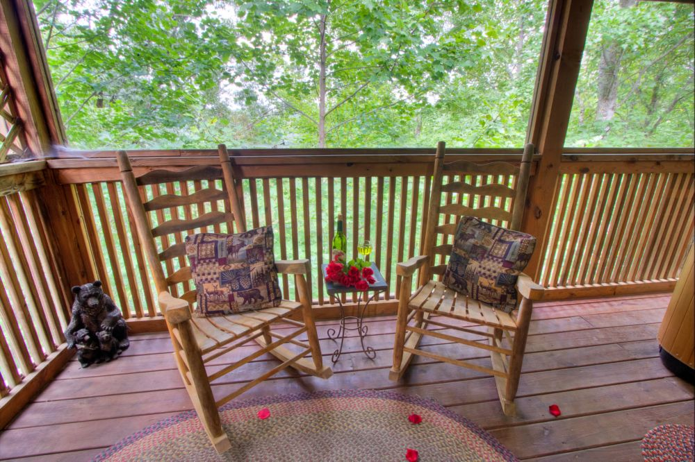 1 Bedrooms, Cabin, Vacation Rental, Gnatty Trail, 1.5 Bathrooms, Listing ID undefined, Sevierville, Tennessee, United States,