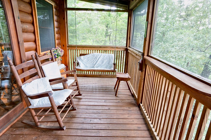 2 Bedrooms, Cabin, Vacation Rental, Gnatty Trail, 2 Bathrooms, Listing ID undefined, Sevierville, Tennessee, United States,